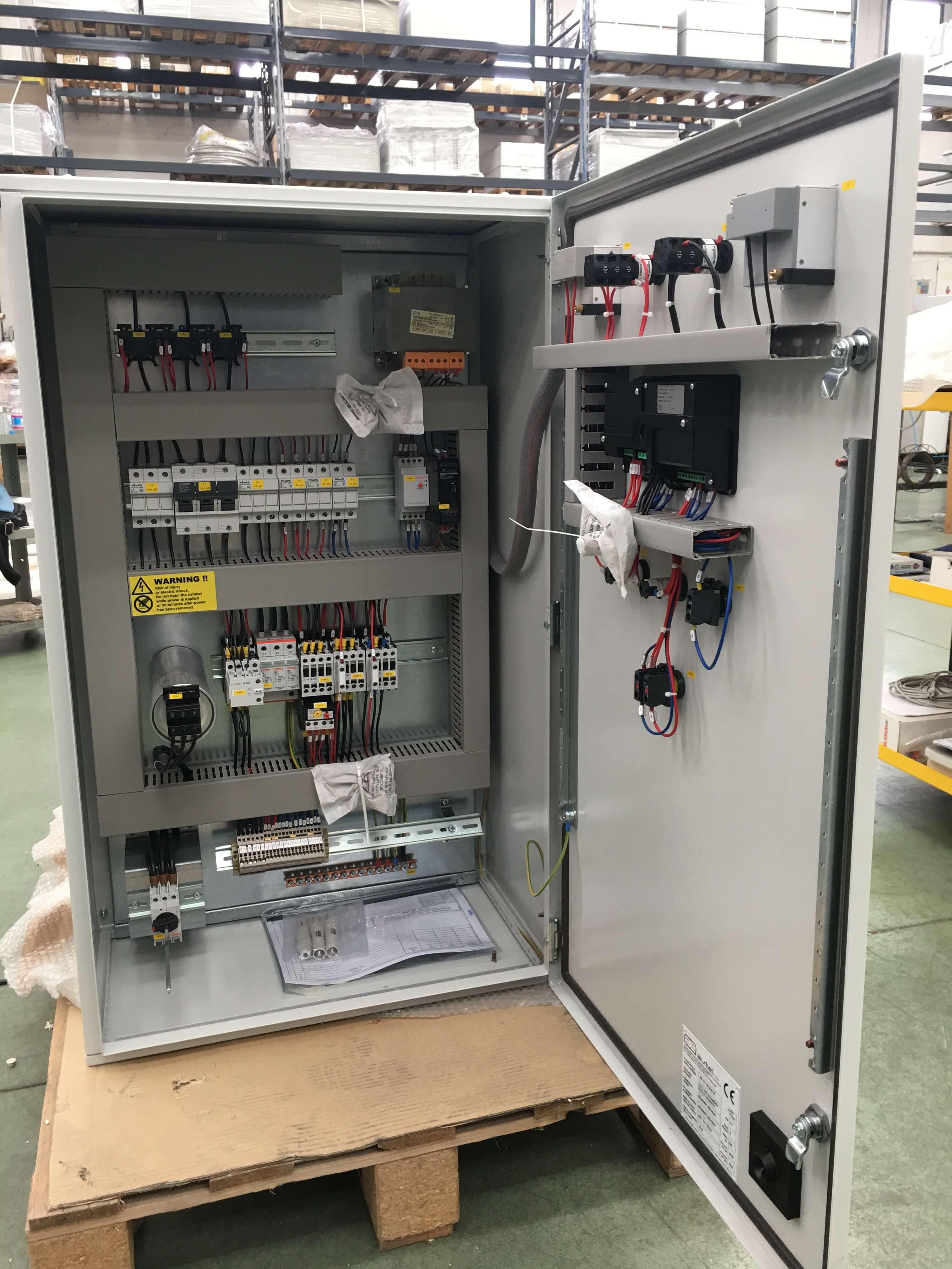 Electrical System Installation – Plumb Base Uganda Limited